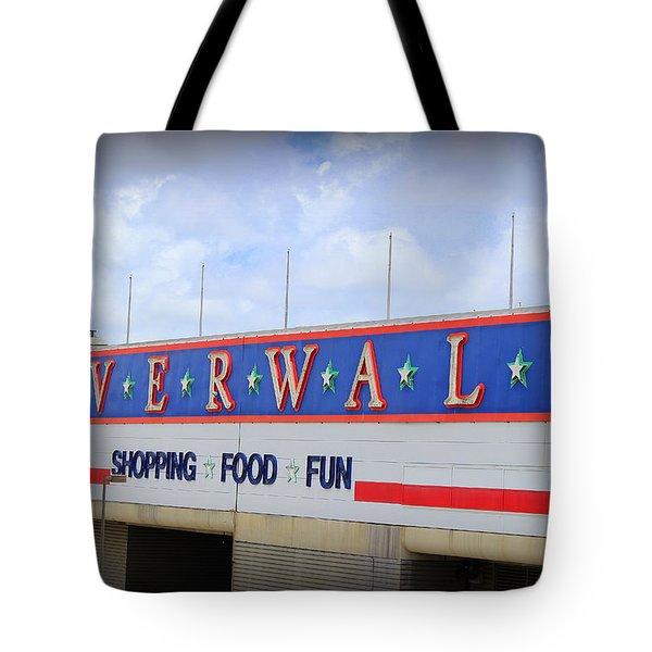 Riverwalk Tote Bag by Beth Vincent