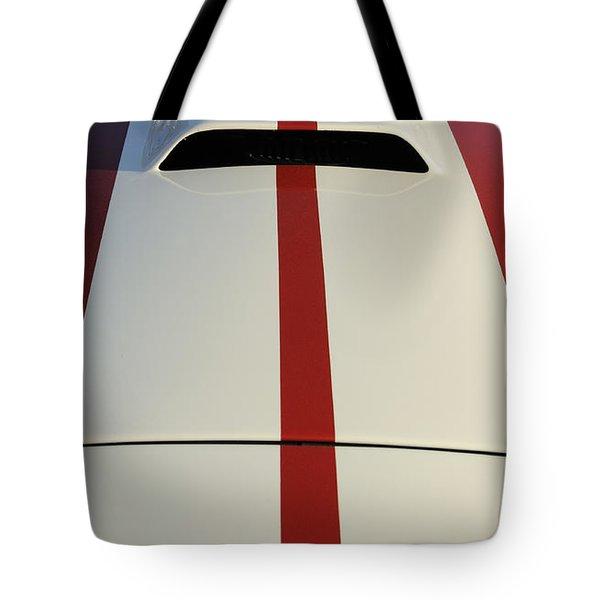 Roadster Tote Bag by Luke Moore