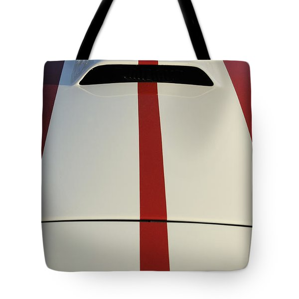 Roadster Tote Bag by Luke Moore