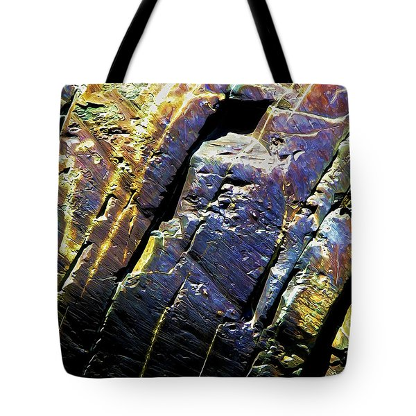 Rock Art 9 Tote Bag by Bill Caldwell -        ABeautifulSky Photography