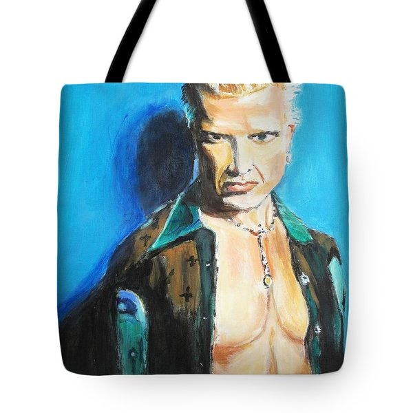 Rock Of Ages Tote Bag by Judy Kay