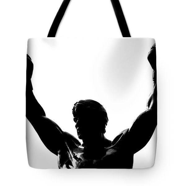 Rocky Tote Bag by Benjamin Yeager