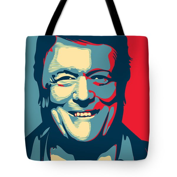 Rod Smallwood Tote Bag by Unknow