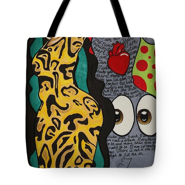Rolling Hills Tote Bag by Aliya Michelle