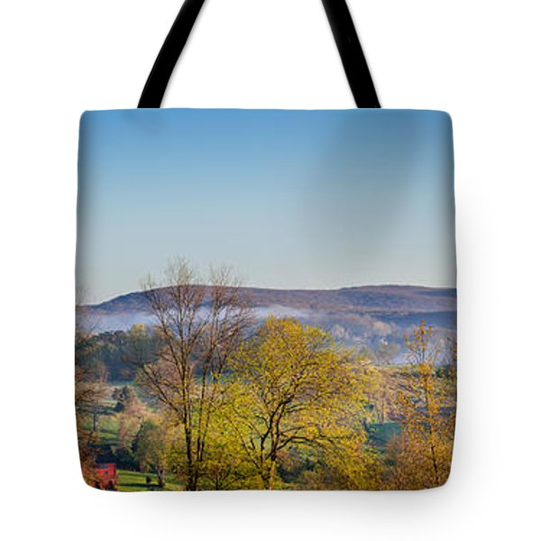 Rolling Hills Tote Bag by Bill  Wakeley