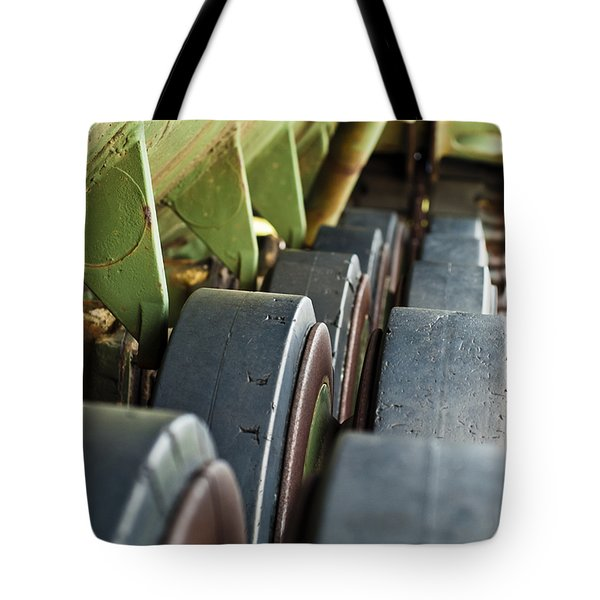 Rolling On Tote Bag by Christi Kraft