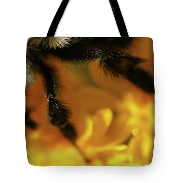 Romancing Yellow Tote Bag by Linda Knorr Shafer