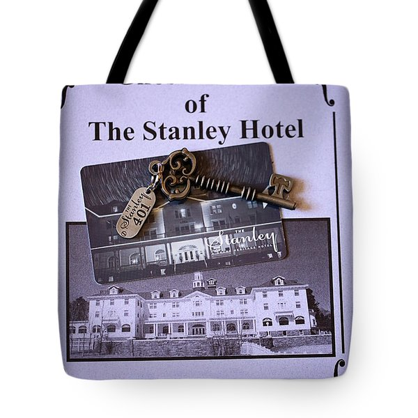 Room 401 Tote Bag by Cheryl Young
