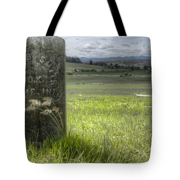 Room with a View Tote Bag by Jean Noren