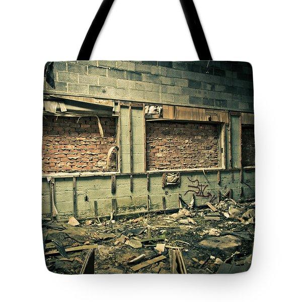 Room With A View Tote Bag by Priya Ghose