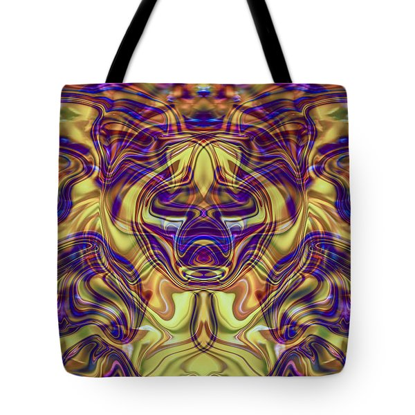 Rooted Tote Bag by Omaste Witkowski