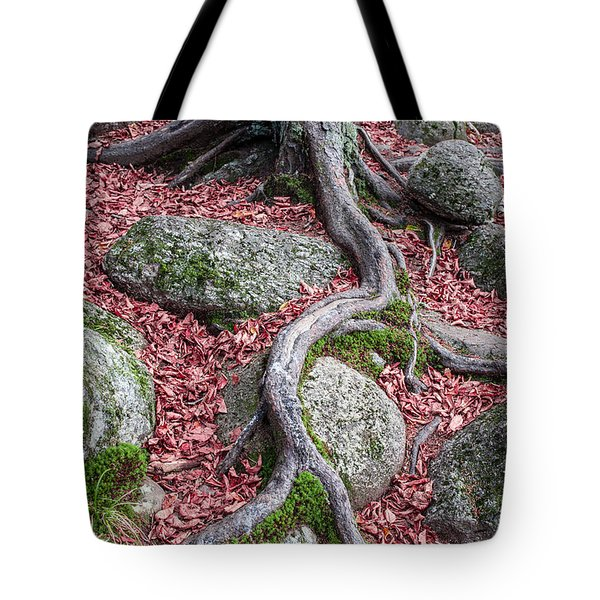 Roots Tote Bag by Edward Fielding