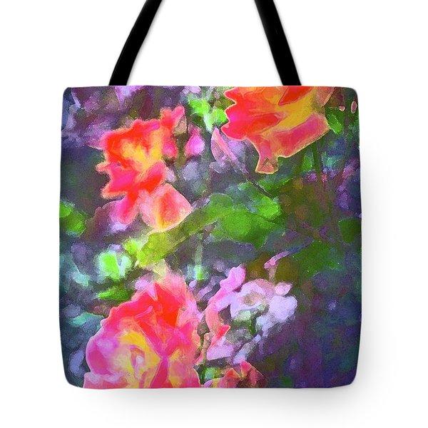 Rose 192 Tote Bag by Pamela Cooper