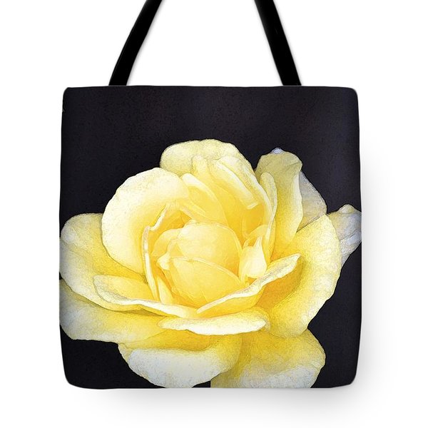Rose 196 Tote Bag by Pamela Cooper
