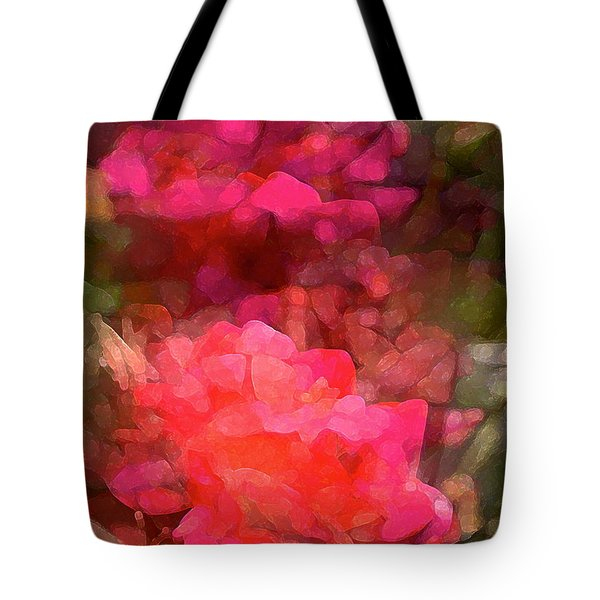 Rose 198 Tote Bag by Pamela Cooper