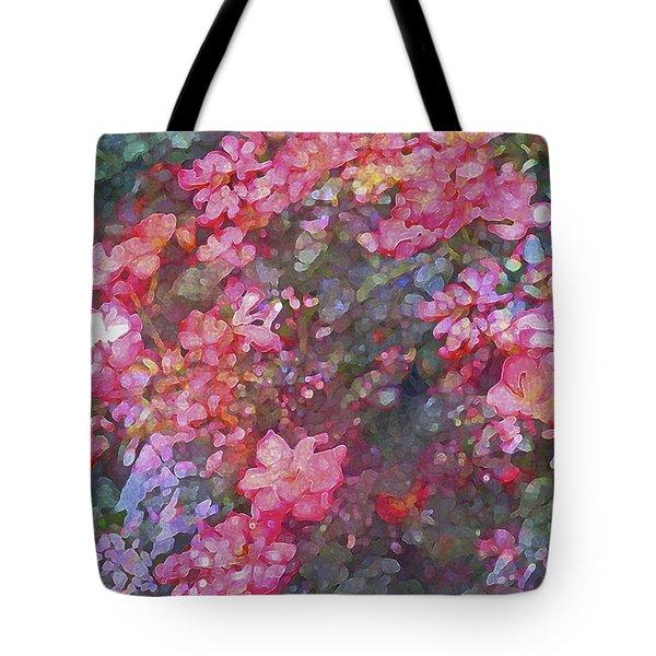 Rose 199 Tote Bag by Pamela Cooper