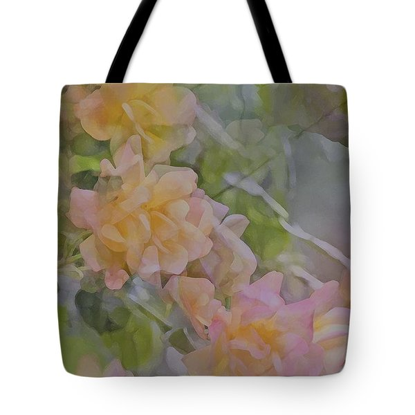 Rose 213 Tote Bag by Pamela Cooper