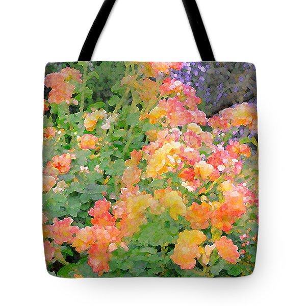 Rose 214 Tote Bag by Pamela Cooper