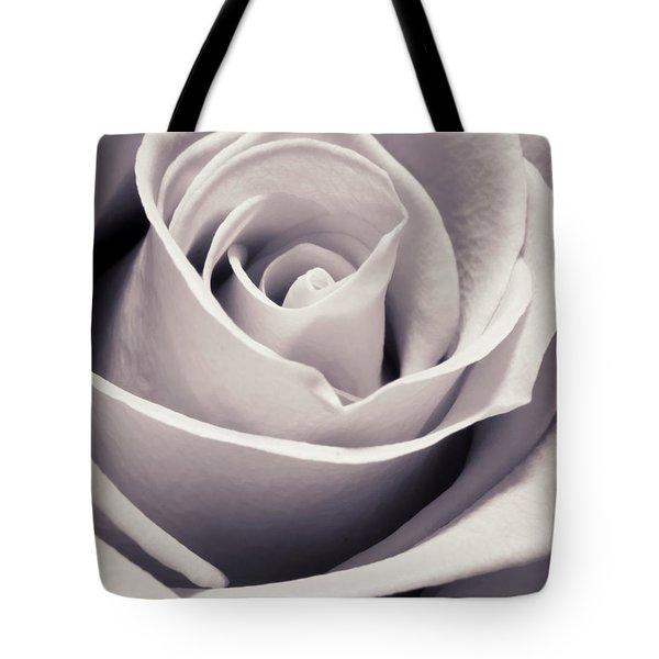 Rose Tote Bag by Adam Romanowicz