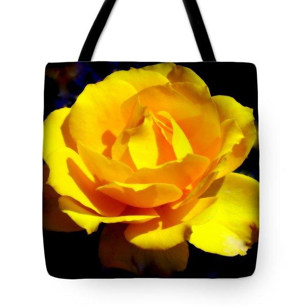 ROSE of SUN Tote Bag by KAREN WILES