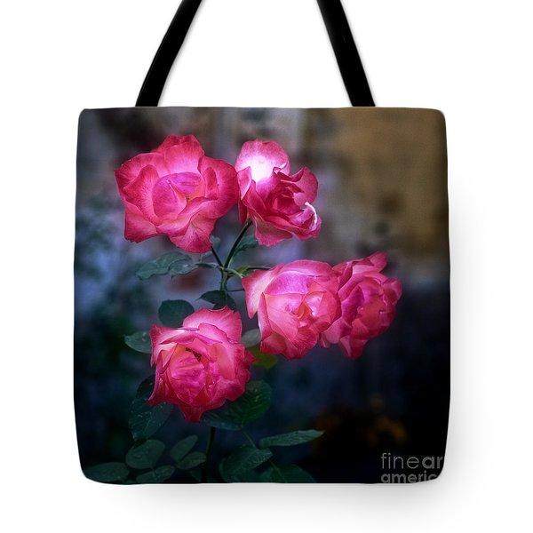 Roses II Tote Bag by Silvia Ganora