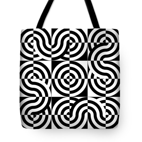 Round The Bend I Tote Bag by Mike McGlothlen
