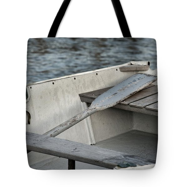 Rowboat Tote Bag by Charles Harden