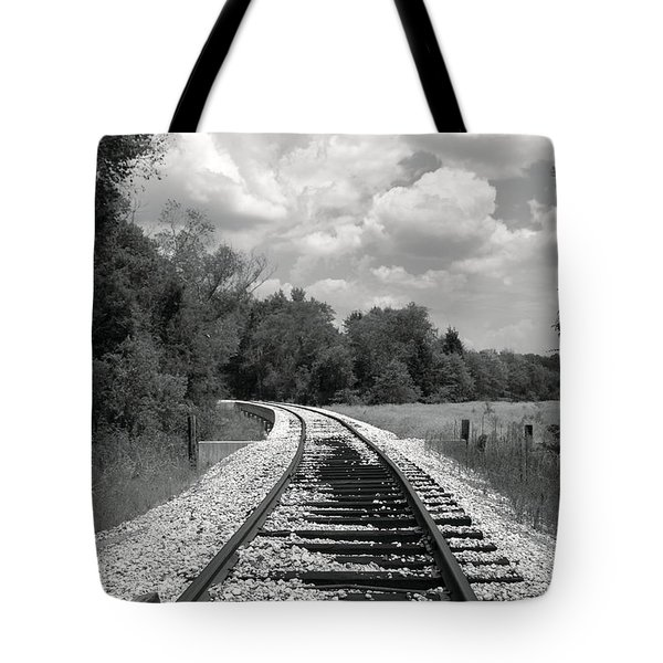Rr X-ing Tote Bag by Robert Frederick