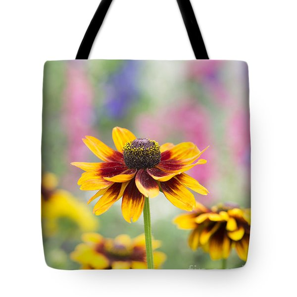 Rudbeckia Hirta Tote Bag by Tim Gainey