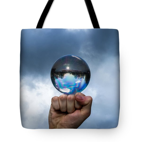 Rule The World - Featured 3 Tote Bag by Alexander Senin