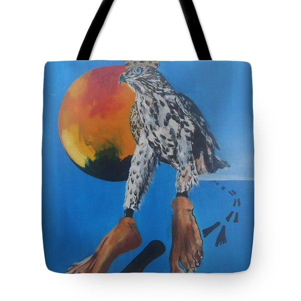 RULERS Tote Bag by PainterArtist FIN
