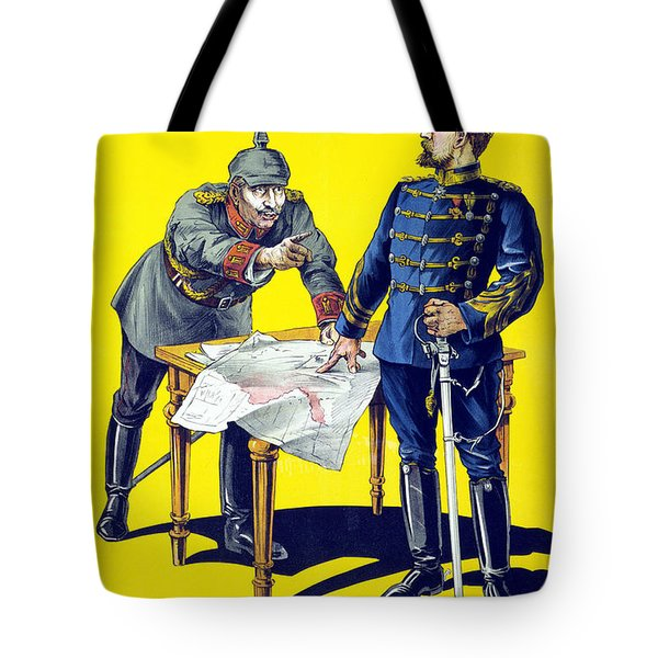 Rumanias Day Tote Bag by Anonymous