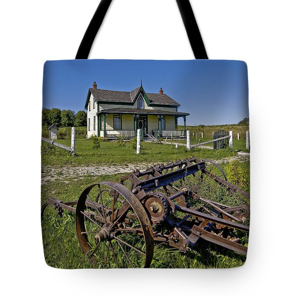Rural Ontario Tote Bag by Steve Harrington