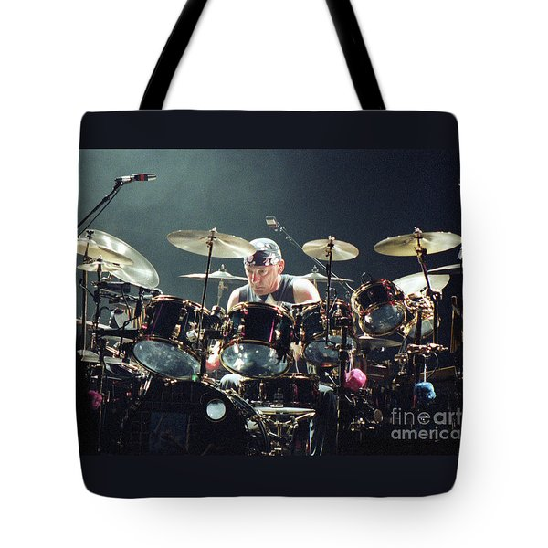 RUSH92-Neil-A010 Tote Bag by Timothy Bischoff
