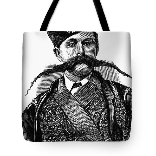 Russia: Military Orderly Tote Bag by Granger