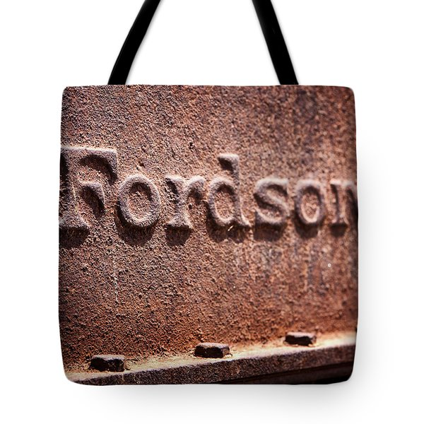 Rustson Tote Bag by Caitlyn  Grasso