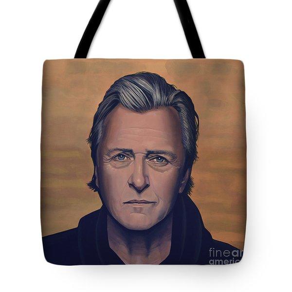 Rutger Hauer Tote Bag by Paul  Meijering
