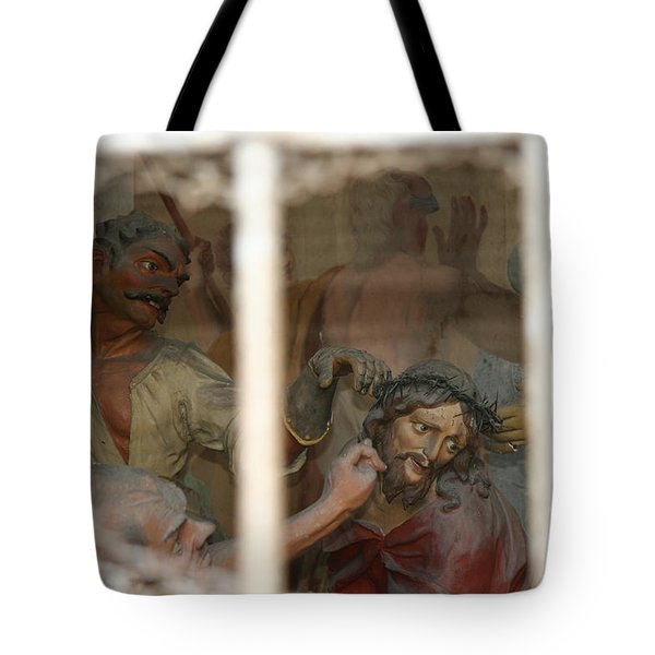 Tote Bag featuring the photograph Sacri Monti  by Travel Pics