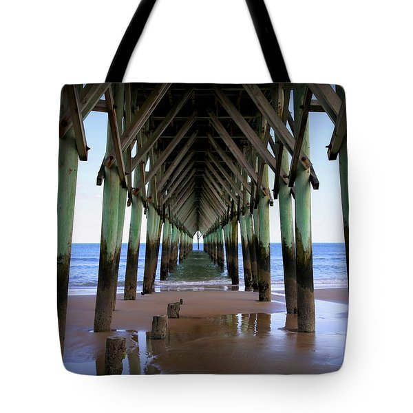 Safe Haven Tote Bag by Karen Wiles