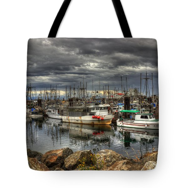 Safe Haven Tote Bag by Randy Hall