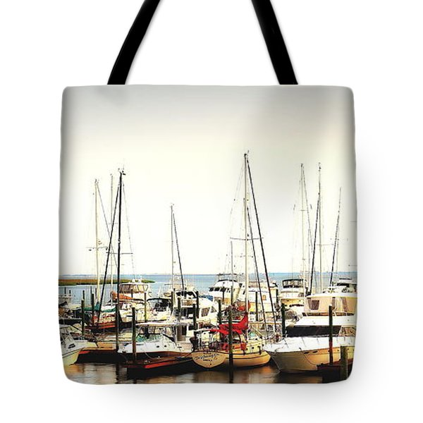 Safe Resting Place Tote Bag by Reid Callaway