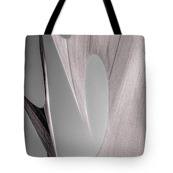 Sailcloth Abstract Number 2 Tote Bag by Bob Orsillo