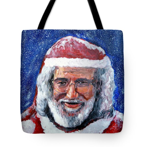 Saint Jerome Tote Bag by Tom Roderick