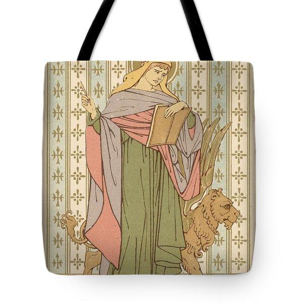 Saint Mark Tote Bag by English School