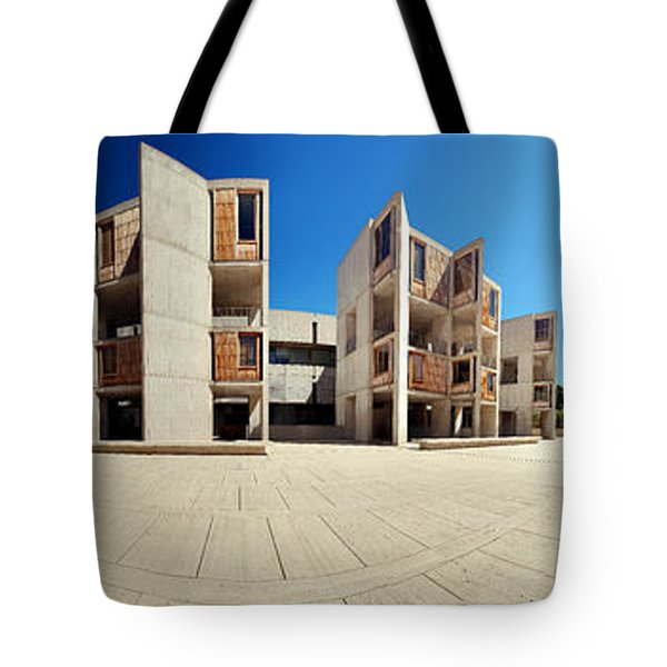 Salk Institute Tote Bag by Nomad Art And  Design