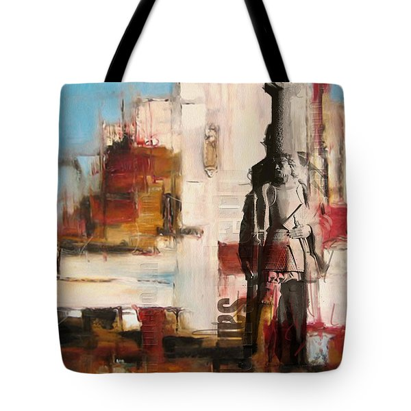 San Diego City Collage 2 Tote Bag by Corporate Art Task Force