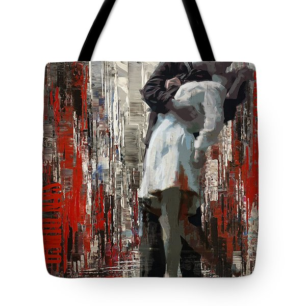 San Diego City Collage Tote Bag by Corporate Art Task Force