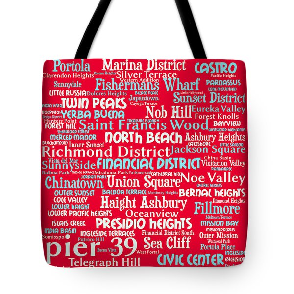 San Francisco 20130710p120 Tote Bag by Wingsdomain Art and Photography