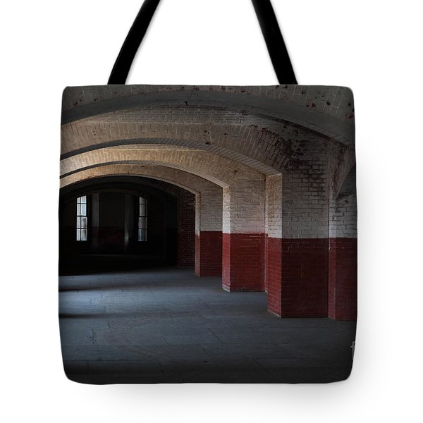 San Francisco Fort Point 5D21543 Tote Bag by Wingsdomain Art and Photography
