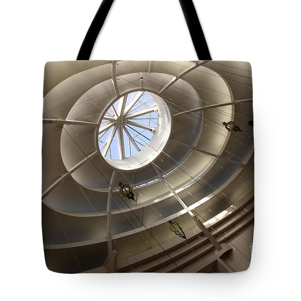 San Francisco Nordstrom Department Store - 5d20643 Tote Bag by Wingsdomain Art and Photography